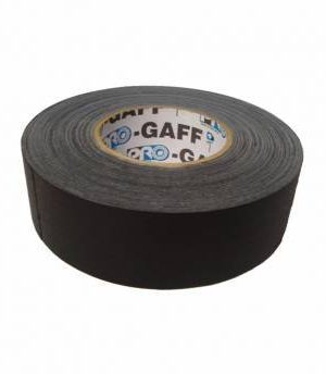 2 Inch Black Gaffers Tape