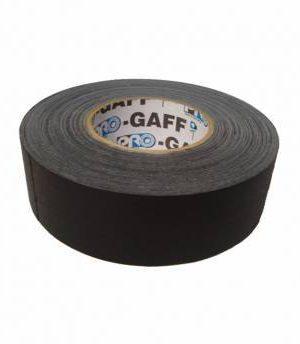 2 Inch Black Gaffers Tape