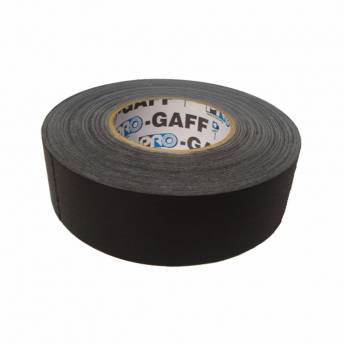 2 Inch Black Gaffers Tape, Production Equipment Expendables Nyc