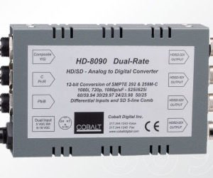 Cobalt HD-8090 HD/SD Analog to Digital Converter for Rent in Manhattan, Brooklyn