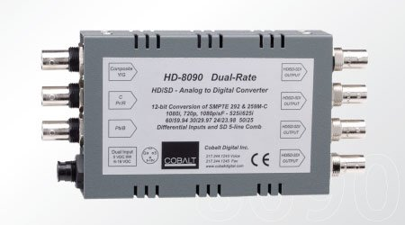 Cobalt HD-8090 HD/SD Analog to Digital Converter