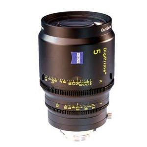 Zeiss DigiPrime 5mm T1.9 Cine Prime B4 Lens