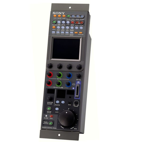 Sony RCP-750 Remote Control Panel Rentals in Brooklyn and Manhattan, Nyc