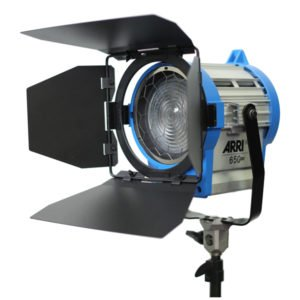 Arri 650W Plus Fresnel Rental in Brooklyn and Manhattan, Nyc