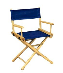 Short Directors Chair