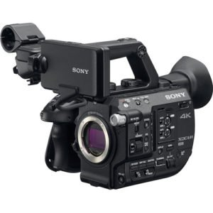 Rent Sony PXW-FS5 4K Super 35mm XDCAM Camera Nyc