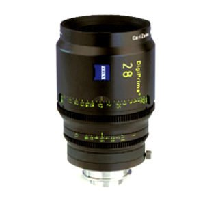 Zeiss DigiPrime 28mm T1.6 Cine Prime B4 Lens Rental in Nyc
