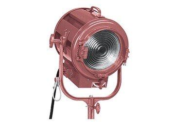 Mole Richardson 2000W Tungsten Fresnel Light