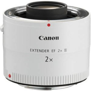 Canon 2x EF Extender III (Teleconverter) for Rent in NYC