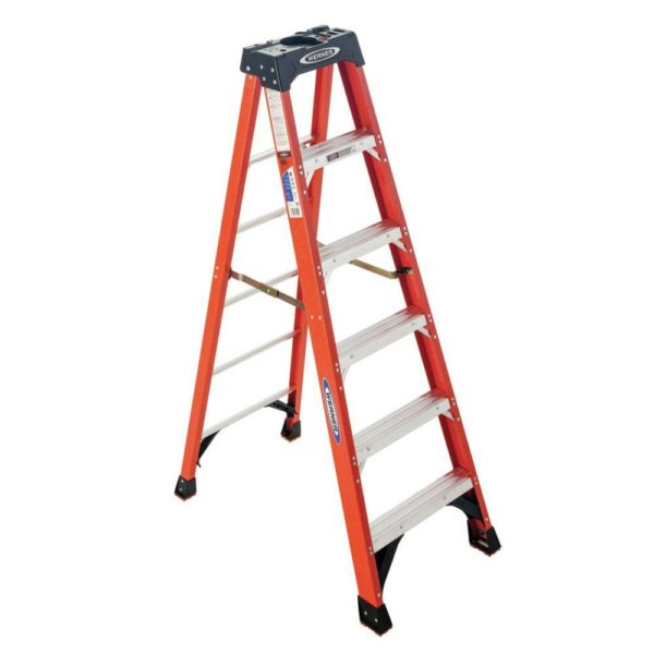 Werner 6 Foot A-Frame Ladder for Rent in Nyc