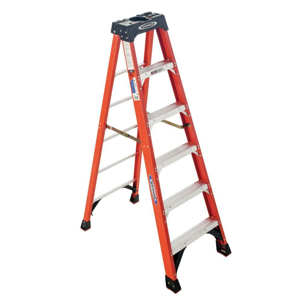 Werner 6 Foot A Frame Ladder Lvrusa 174