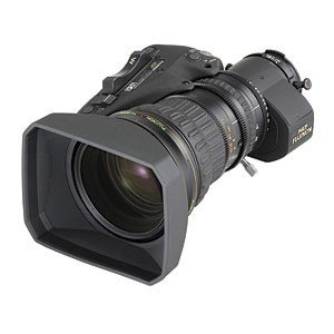 Fujinon HA17.8x7.6 HD B4 Lens Rentals in Manhattan and Brooklyn