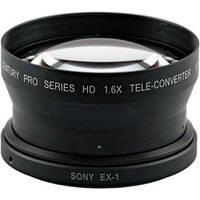 Century Optics Pro HD 1.6X Tele-Converter for EX1/EX3