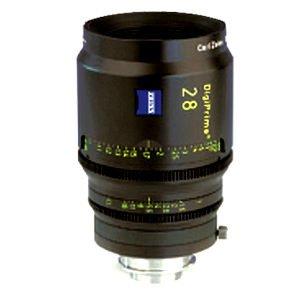 Zeiss DigiPrime 28mm T1.6 Cine Prime B4 Lens