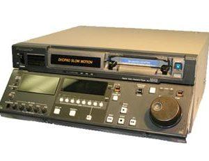 Panasonic AJ-D940P DVCPRO 50 Deck