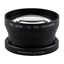 Century Optics Pro Series 1.6X Tele-Converter for HVX-200