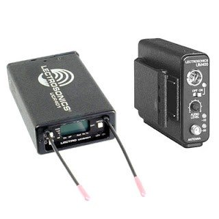 Rent Lectrosonics UCR401/UM400a Wireless Lav Kit in Brooklyn and Nyc