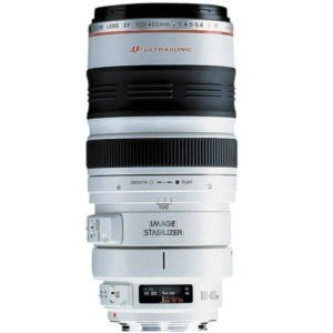 Canon 100-400mm F/4.5-5.6L Zoom EF Lens for Rent in Nyc