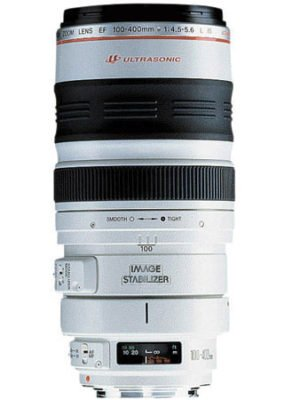 Canon 100-400mm F/4.5-5.6L Zoom EF Lens
