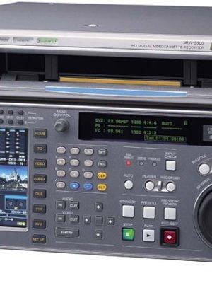 Sony SRW-5500 SR Deck