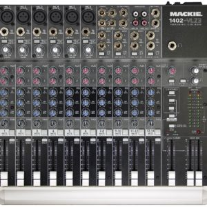 Mackie 1402 Mixer Rental, Audio Equipment Rental, Brooklyn Nyc Manhattan