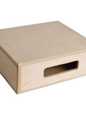 Apple Box Half