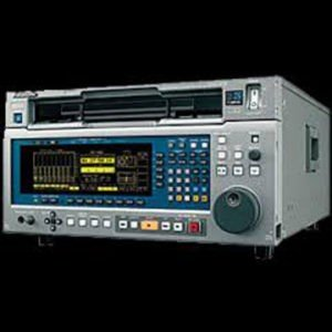 Rent Panasonic AJ-HD3700 D-5 HD Mastering VTR and more production equipment in manhattan and brooklyn