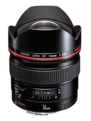 Canon 14mm Prime EF Lens