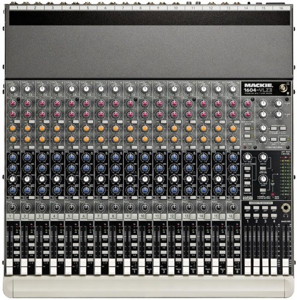 Mackie 1604 Mixer for Rent Nyc