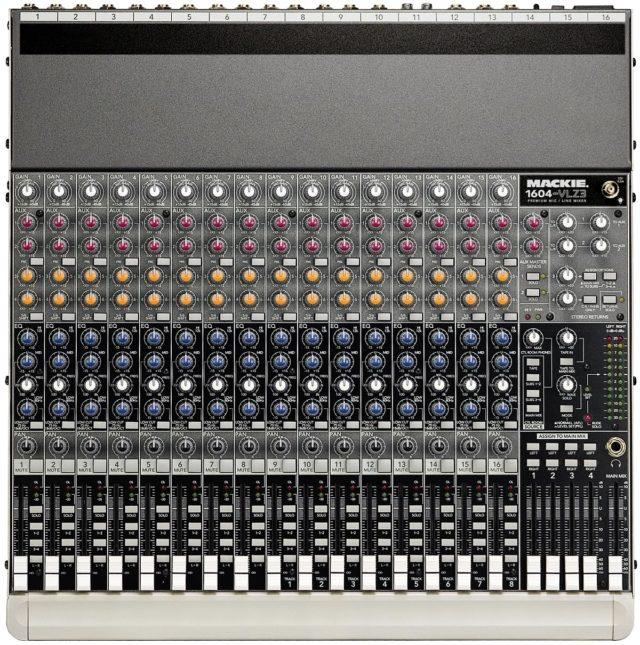 Mackie 1604 Mixer
