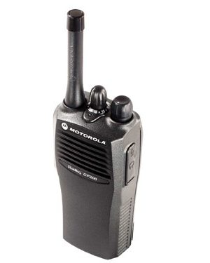 Motorola CP200 Walkie for Rent in NYC