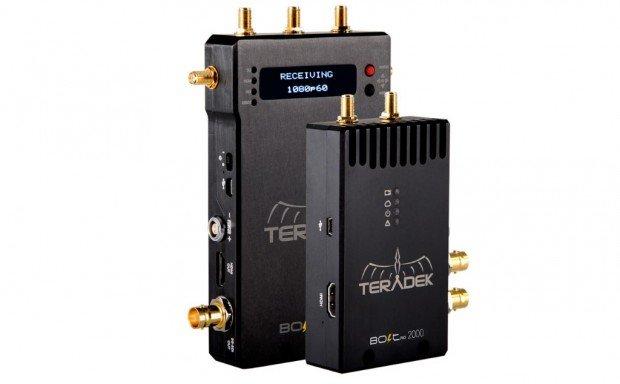 Teradek Bolt Pro 2000 SDI/HDMI Wireless Video Transceiver Set