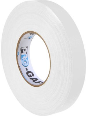 White Camera Tape