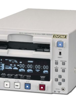 Sony DSR-1500 DVCAM Deck