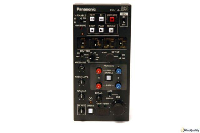 Panasonic AJ-EC3 Paintbox