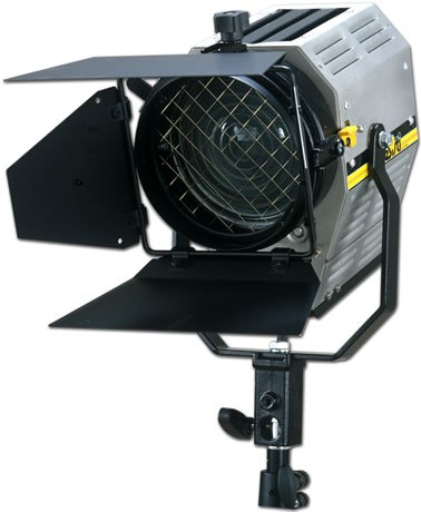 Rent Desisti Rembrandt 200 Watt Fresnel HMI in Nyc