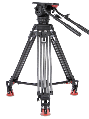 Sachtler Video 18 100mm Tripod