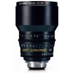 Arri Ultra Prime 180mm Lens Rental Nyc