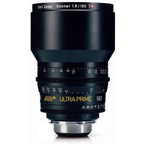 Arri Ultra Prime 180mm Lens Rental Nyc