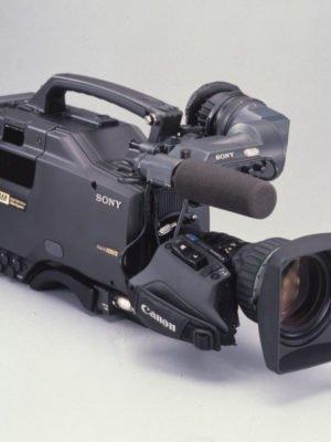 Sony HDW-700A Camera