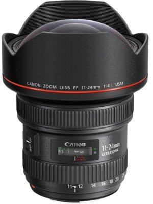 Canon 11-24mm F/4L USM Zoom EF Lens
