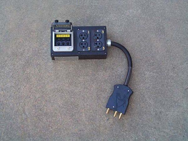 Lex DB-60A Distro Box