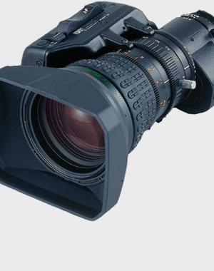 Fujinon A20x8.6 B4 Lens