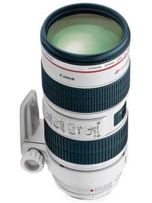 Canon 70-200mm F/2.8L Zoom EF Lens