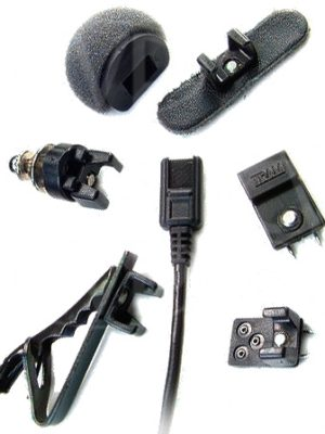 Tram TR-50 Lav Mic for Rent NYC