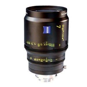 Zeiss DigiPrime 7mm T1.9 Cine Prime B4 Lens