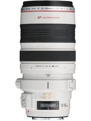 Canon 28-300 F/3.5-5.6L Zoom EF Lens