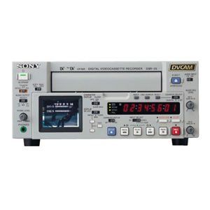 Sony DSR-25 DVCAM Deck