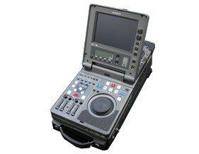 Sony DSR-70 Laptop DVCAM Editor