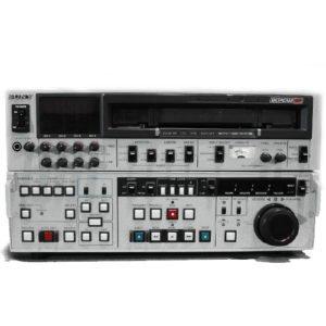 Sony BVW-75 Betacam SP Deck Rental in Manhattan, Brooklyn, Nyc